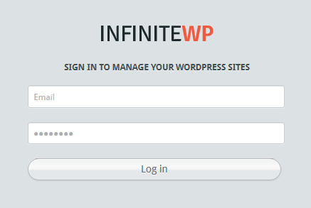 wordpress_infinitewp_login