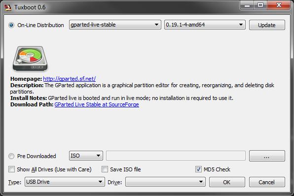 Konwersja dysku (również systemowego) z MBR (Master Boot