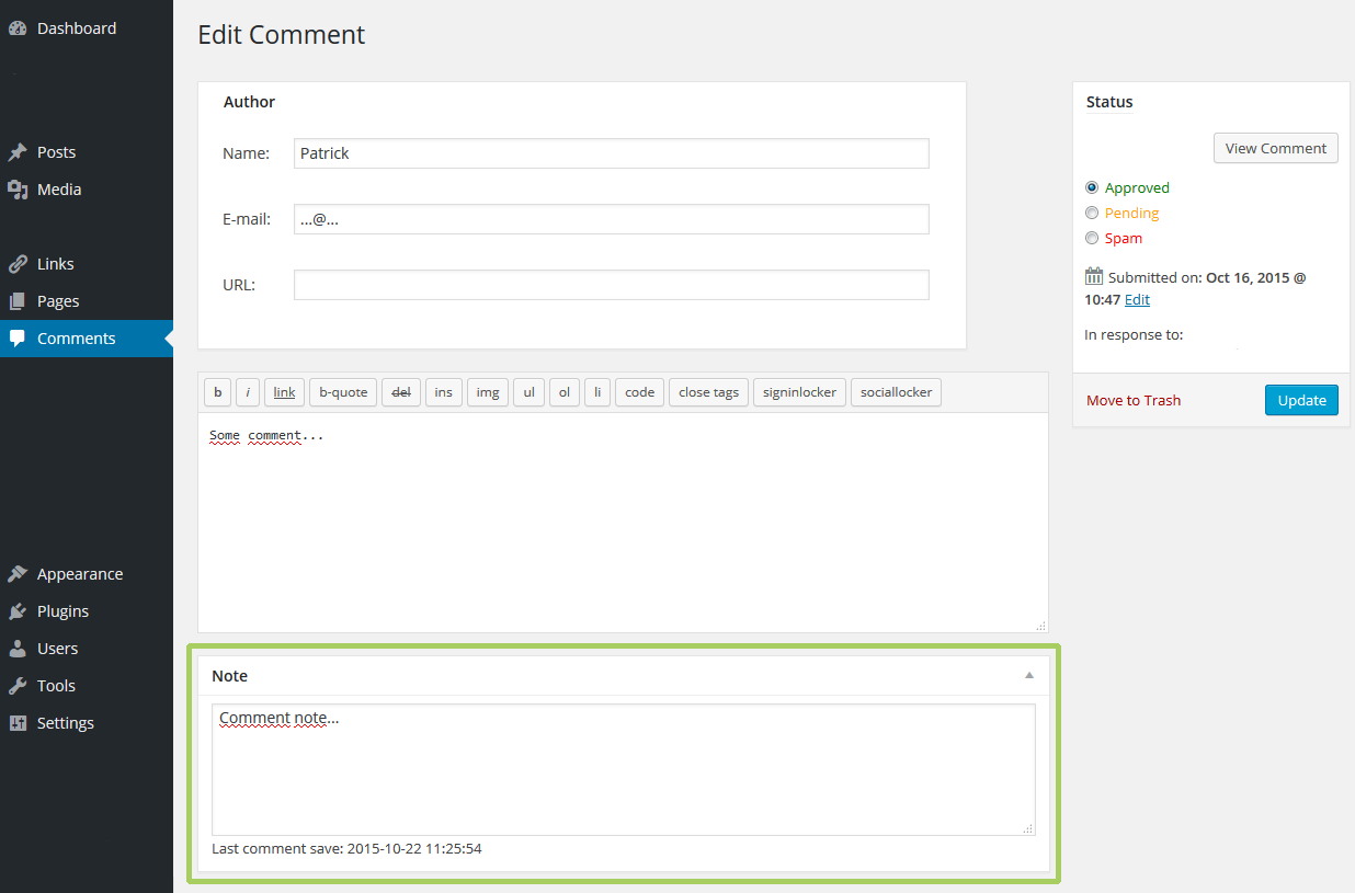 wordpress_plugin_pryc-wp-comment-backend-note