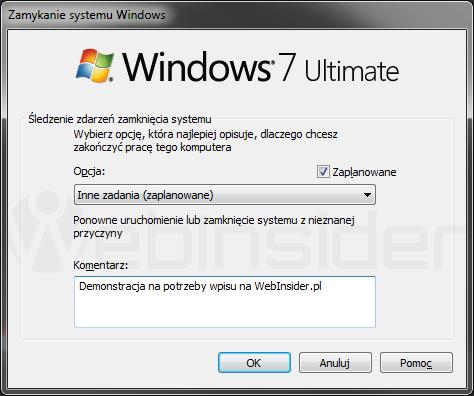 windows7_sledzenie-zdarzen-zamkniecia-systemu