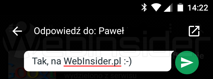 android_google-honhouts_android_szybka-odpowiedz