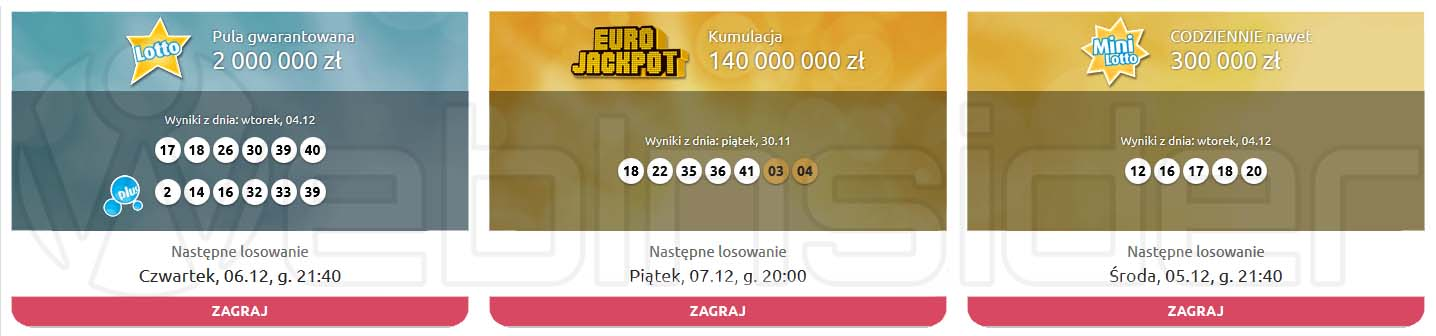 lotto kasyno online