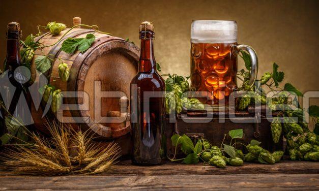 Bombowe piwo wiśniowe, czyli mójpierwszy domowy granat