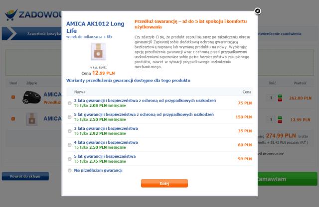 zadowolenie-pl_amica-ak1012-long-life_gwarancja